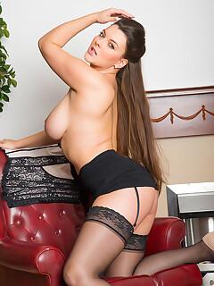Black Stockings nylon porn pictures