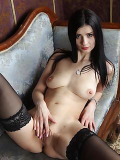 Naked Women nylon porn pictures