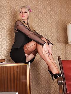 Sexy Legs Nylon Porn
