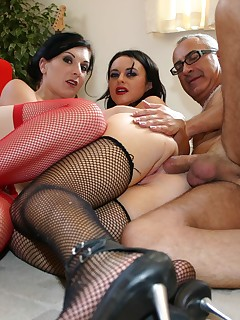 Fishnet Stockings Nylon Porn