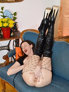 Boots nylon porn pictures