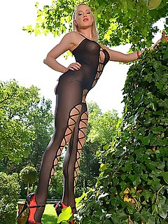 Body Stocking Nylon Porn